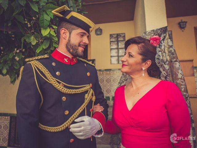 La boda de Fran y Aixa en Fuente Vaqueros, Granada 8