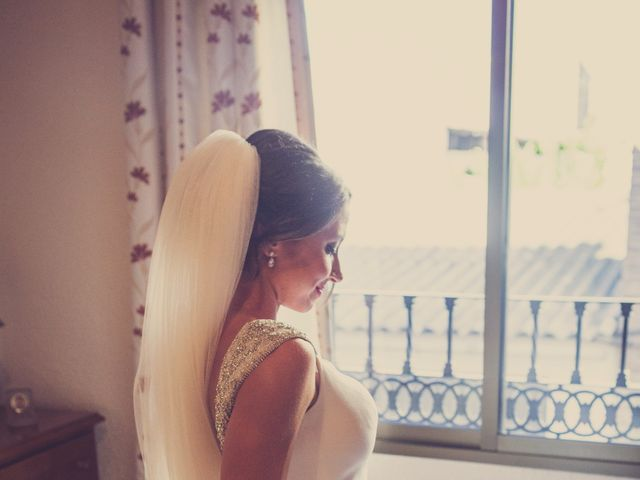 La boda de Fran y Aixa en Fuente Vaqueros, Granada 17