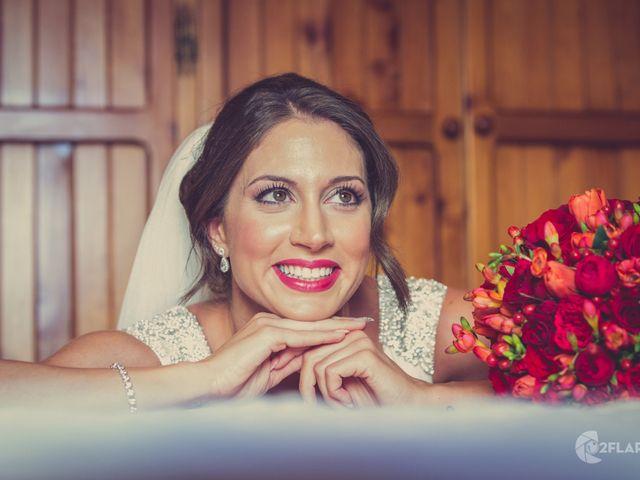 La boda de Fran y Aixa en Fuente Vaqueros, Granada 20
