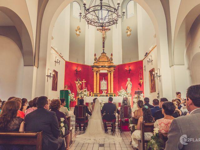 La boda de Fran y Aixa en Fuente Vaqueros, Granada 22