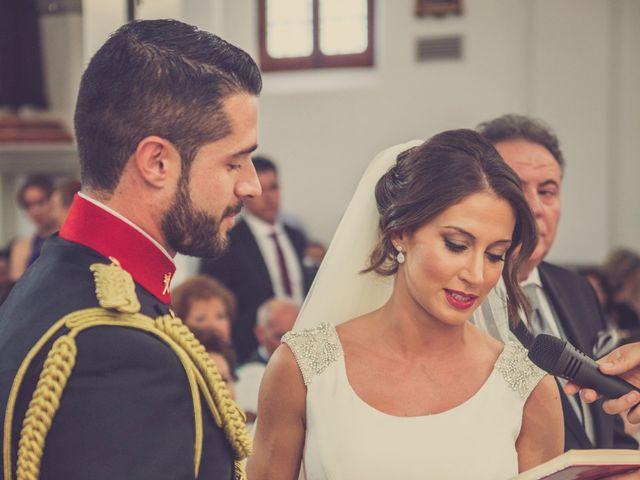 La boda de Fran y Aixa en Fuente Vaqueros, Granada 23
