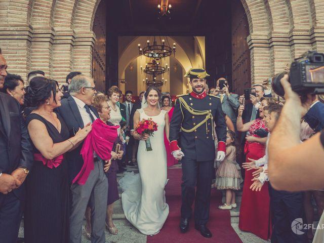 La boda de Fran y Aixa en Fuente Vaqueros, Granada 24