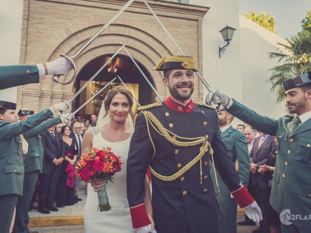 La boda de Fran y Aixa en Fuente Vaqueros, Granada 1