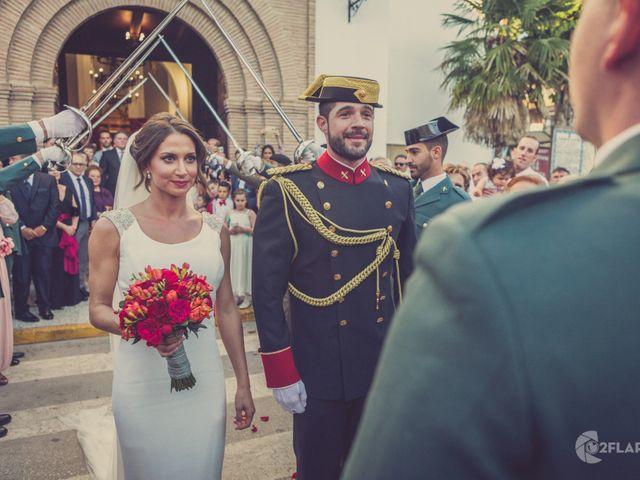 La boda de Fran y Aixa en Fuente Vaqueros, Granada 25