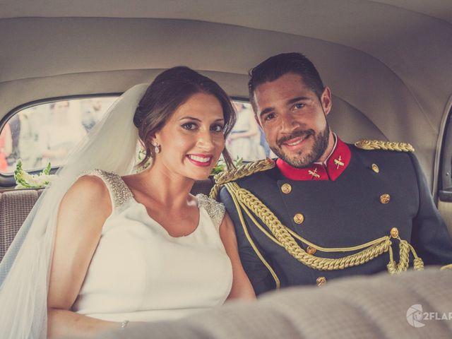 La boda de Fran y Aixa en Fuente Vaqueros, Granada 27