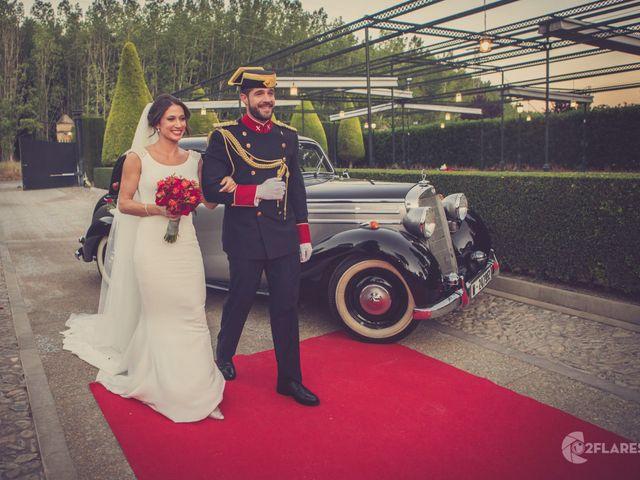 La boda de Fran y Aixa en Fuente Vaqueros, Granada 28
