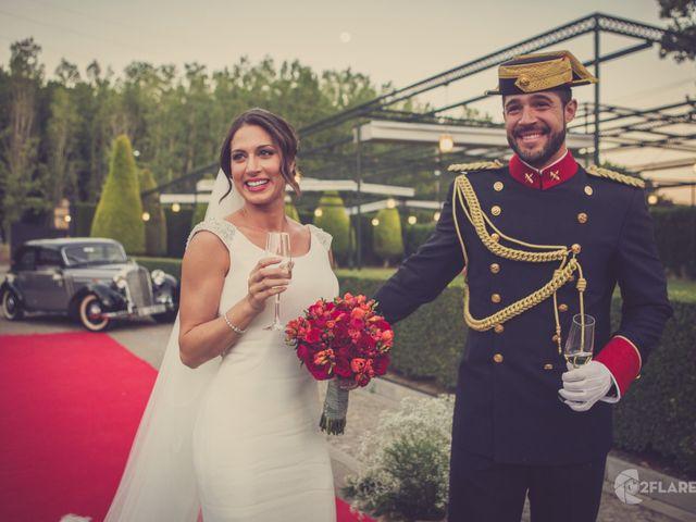 La boda de Fran y Aixa en Fuente Vaqueros, Granada 29