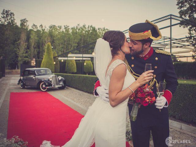 La boda de Fran y Aixa en Fuente Vaqueros, Granada 2