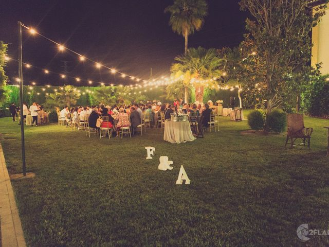 La boda de Fran y Aixa en Fuente Vaqueros, Granada 31