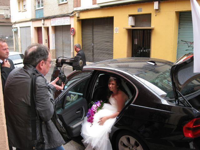 La boda de María y Isaac en Zaragoza, Zaragoza 5