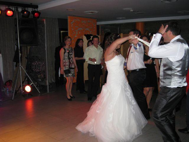 La boda de María y Isaac en Zaragoza, Zaragoza 6