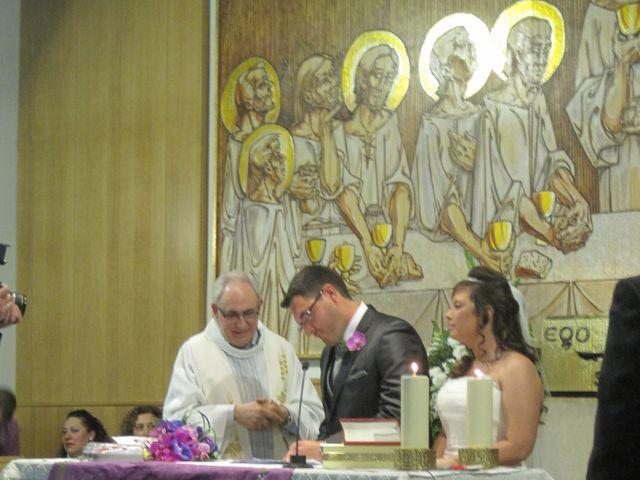 La boda de María y Isaac en Zaragoza, Zaragoza 9