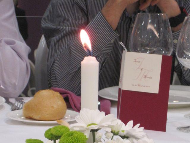 La boda de María y Isaac en Zaragoza, Zaragoza 11