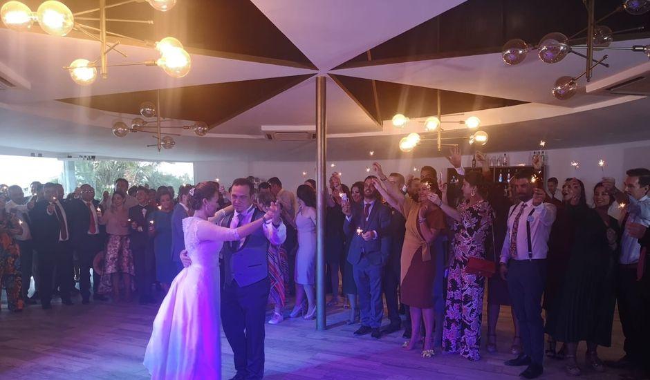 La boda de Sergio y Marisa  en Sevilla, Sevilla
