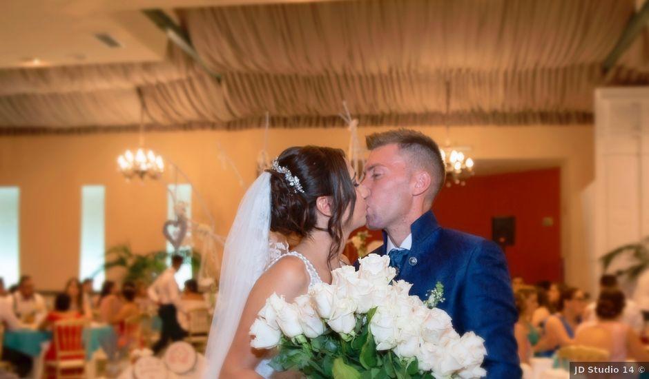 La boda de Juan Antonio y Alicia en Durcal, Granada