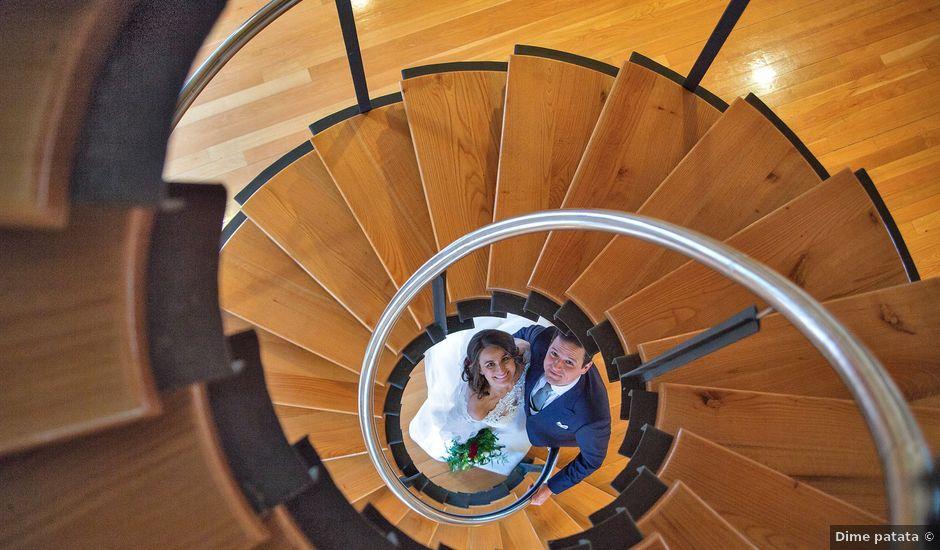 La boda de Toni y Eva en Mondariz (Balneario), Pontevedra