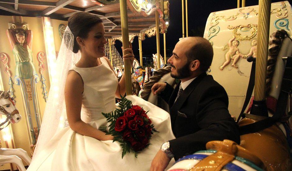 La boda de José Juan y Marina en Málaga, Málaga