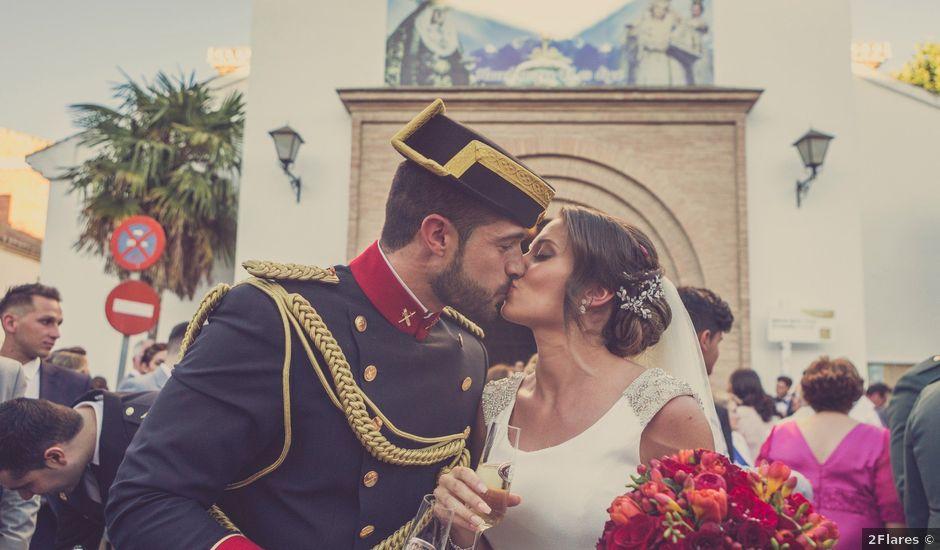 La boda de Fran y Aixa en Fuente Vaqueros, Granada