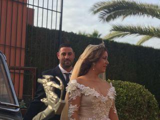 La boda de Eloisa y Nacho