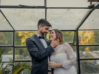 La boda de Fernanda y Jony