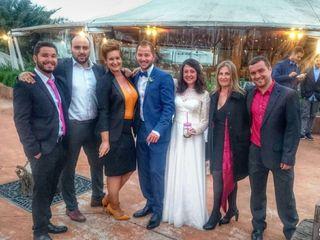 La boda de Ingrid y José 1