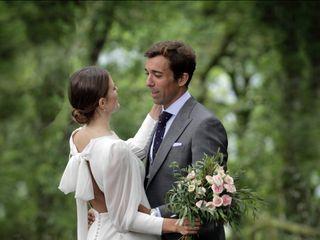 La boda de Raquel y Chumi