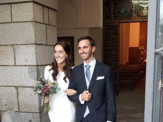 La boda de Carlos y Carolina