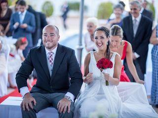 La boda de Iliana y Josele