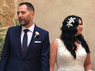 La boda de Pilar  y Garcis