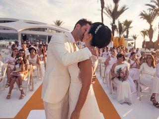 La boda de Elena y Tasio