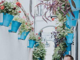 La boda de Flor y David 1