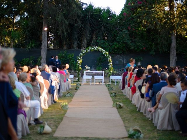 La boda de Moro y Merche en Chiclana De La Frontera, Cádiz 5