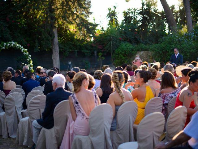 La boda de Moro y Merche en Chiclana De La Frontera, Cádiz 14