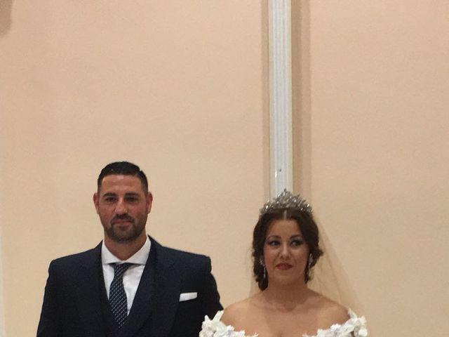 La boda de Nacho y Eloisa en Burguillos, Sevilla 1