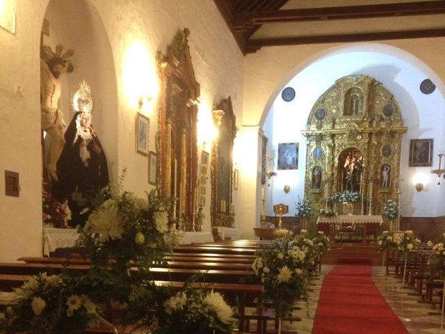 La boda de Nacho y Eloisa en Burguillos, Sevilla 3