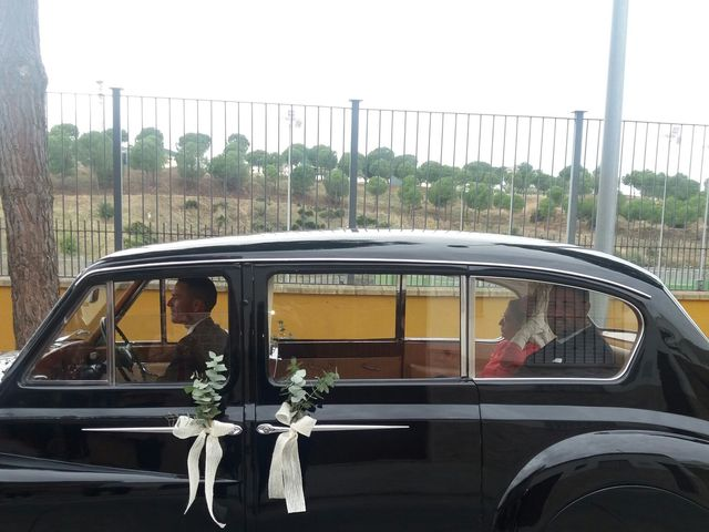La boda de Nacho y Eloisa en Burguillos, Sevilla 6