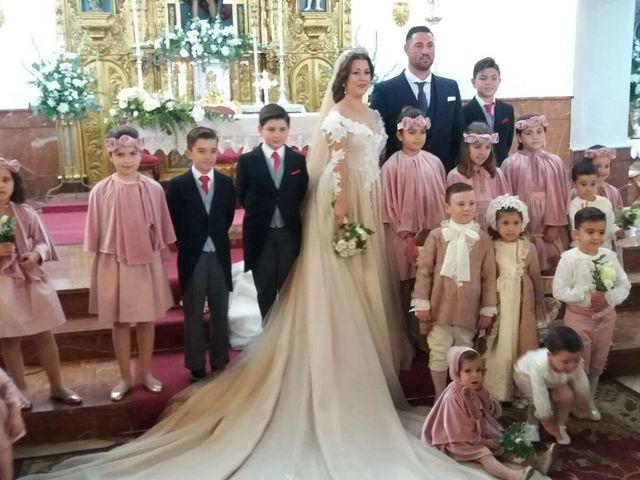 La boda de Nacho y Eloisa en Burguillos, Sevilla 7