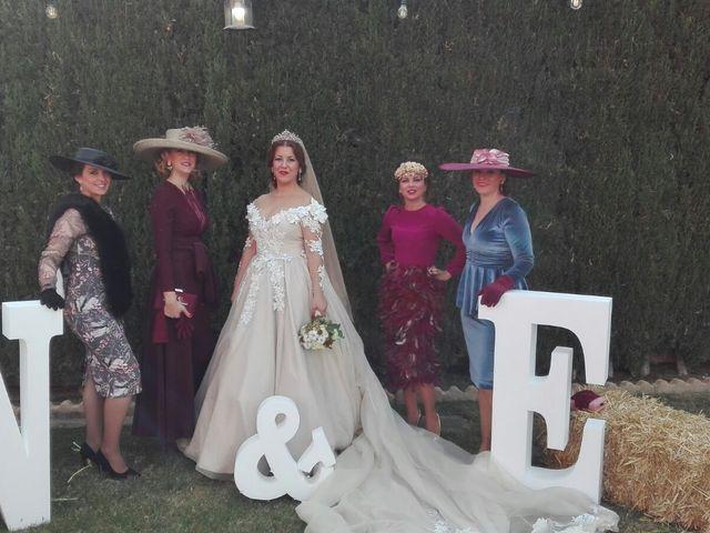 La boda de Nacho y Eloisa en Burguillos, Sevilla 8