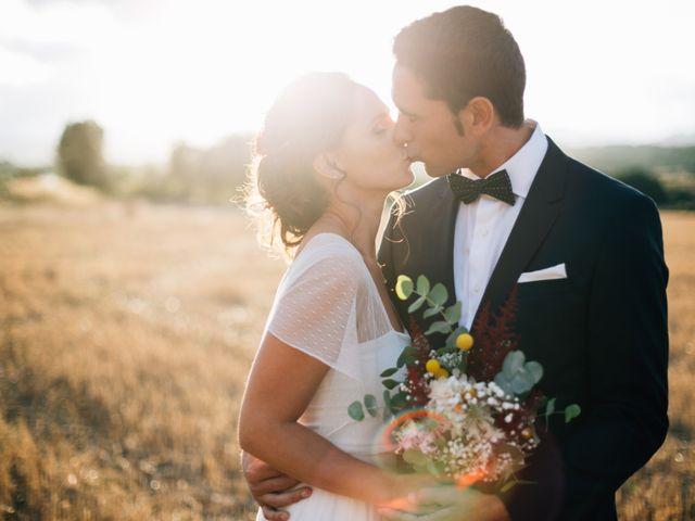 La boda de Maria y Bernat