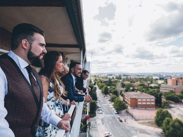 La boda de Adrian y Maria en Toledo, Toledo 1