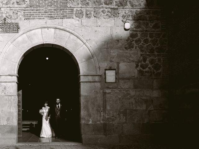 La boda de Adrian y Maria en Toledo, Toledo 8