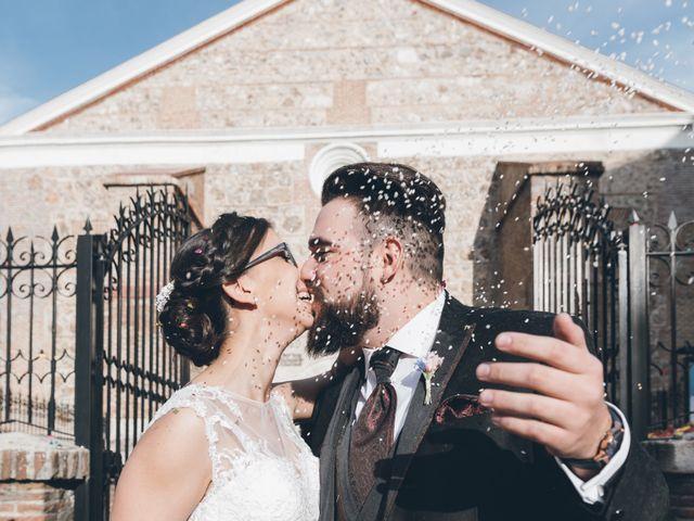 La boda de Adrian y Maria en Toledo, Toledo 10