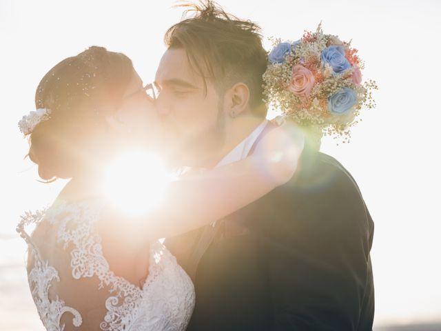La boda de Maria y Adrian