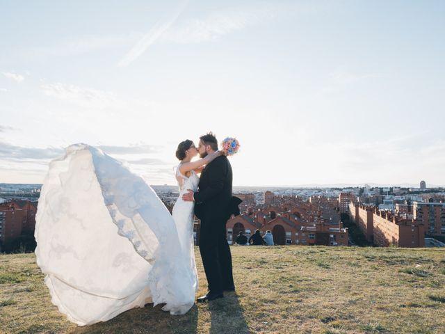 La boda de Adrian y Maria en Toledo, Toledo 12