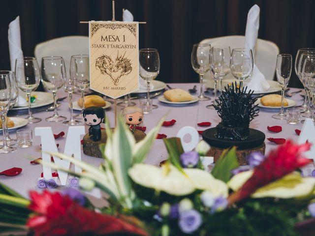 La boda de Adrian y Maria en Toledo, Toledo 18