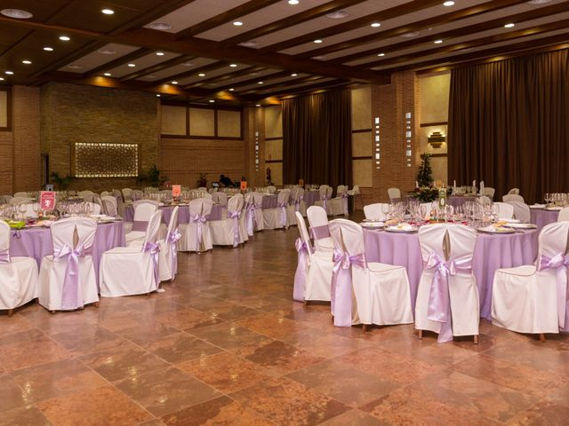 La boda de Adrian y Maria en Toledo, Toledo 20