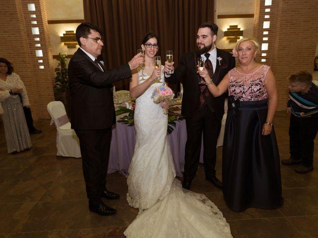 La boda de Adrian y Maria en Toledo, Toledo 21
