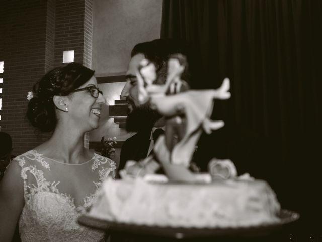 La boda de Adrian y Maria en Toledo, Toledo 25