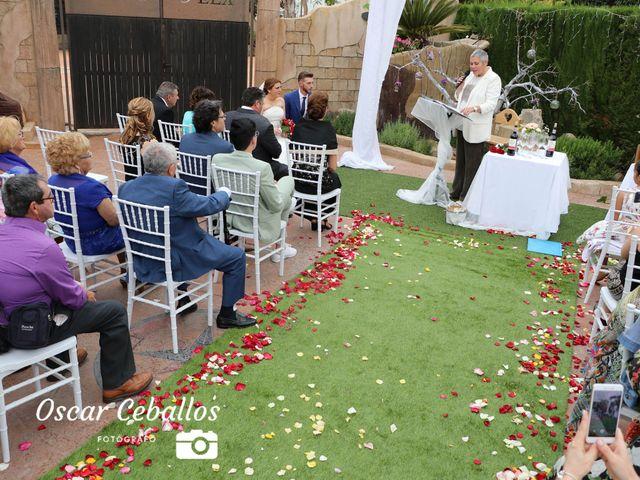 La boda de Fran y Laura en Elx/elche, Alicante 5