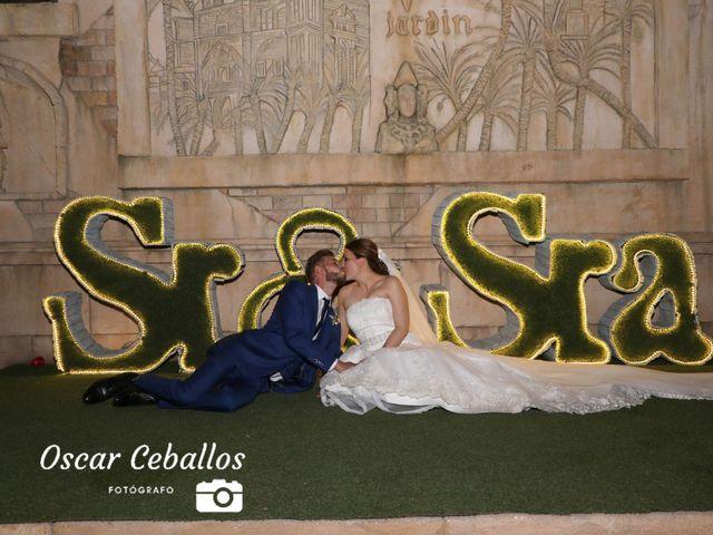 La boda de Fran y Laura en Elx/elche, Alicante 8